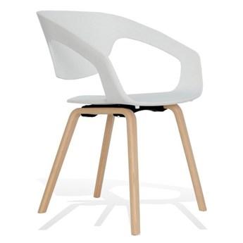 Krzesło Porto białe