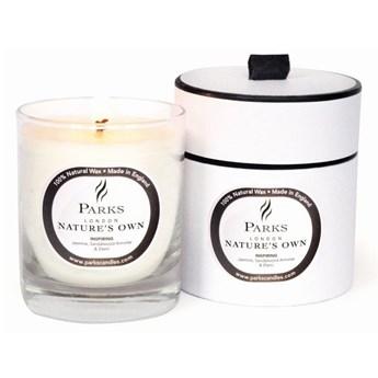 Świeczka o zapachu gałki muszkatołowej, lawendy i pomarańczy Parks Candles London Inspiring Spa, 45 h