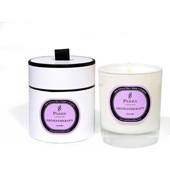 Świeczka o zapachu lawendy Parks Candles London Aromatherapy, 45 h