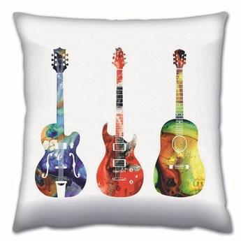 Poduszka Guitars