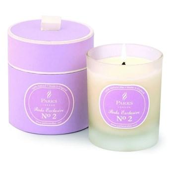 Świeczka o zapachu mandarynki i bergamotki Parks Candles London Exclusive, 45 h