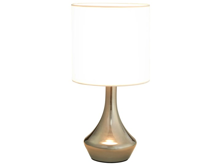 Dotykowa lampka nocna do sypialni 2 sztuki - EX145-Volma Lampa nocna Wysokość 32 cm Styl Glamour