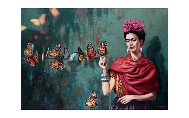 Giclée Frida Kahlo