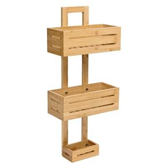 Półka MANILA bambusowa 3 poziomy