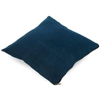 Granatowa poduszka Geese Soft, 45x45cm