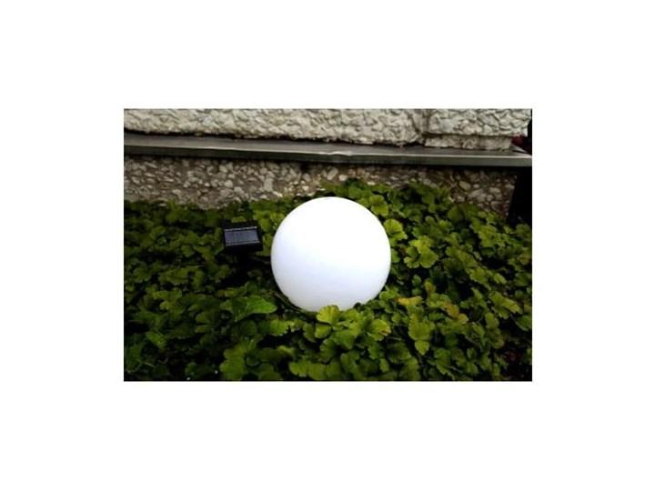 Solarna lampa ogrodowa LED Best Season Globe Stick, ⌀ 20 cm Lampa solarna Lampa LED Kolor Czarny Kategoria Lampy ogrodowe