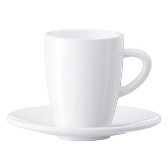 JURA dwie porcelanowe filiżanki do espresso
