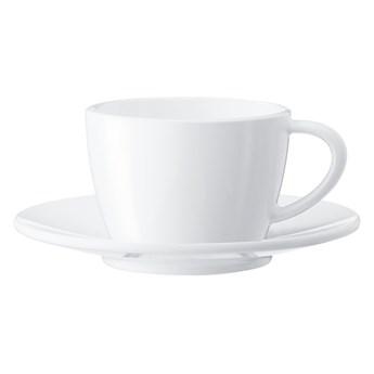 JURA dwie porcelanowe filiżanki do cappuccino