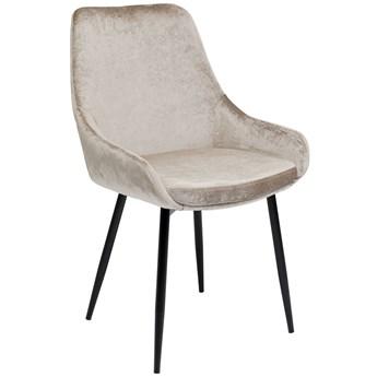 Krzesło East Side XL 52x88 cm szampańskie