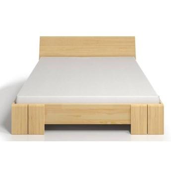 Łóżko drewniane sosnowe VESTRE Maxi 140x200 - Meb24.pl