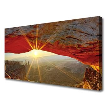 Obraz na Płótnie Wielki Kanion Krajobraz