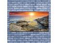Obraz na Płótnie Morze Słońce Krajobraz Kategoria Obrazy Wzór Dla dzieci