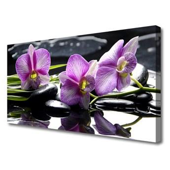 Obraz na Płótnie Kwiat Orchidea Roślina