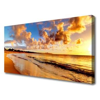 Obraz na Płótnie Ocean Plaża Krajobraz