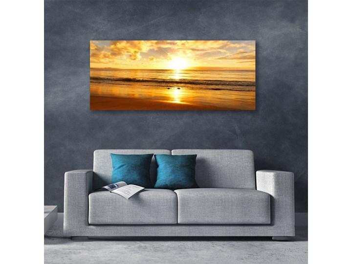 Obraz na Płótnie Morze Słońce Krajobraz Pomieszczenie Salon
