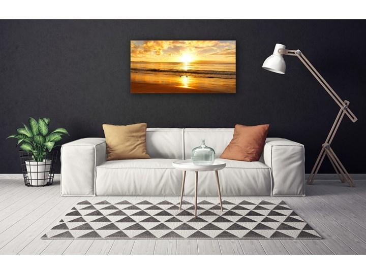 Obraz na Płótnie Morze Słońce Krajobraz Pomieszczenie Sypialnia