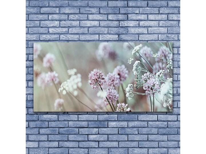 Obraz Canvas Kwiaty Polne Łąka Natura Wykonanie Kategoria Obrazy