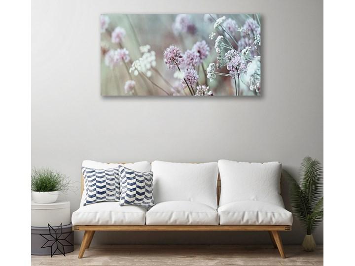 Obraz Canvas Kwiaty Polne Łąka Natura Wykonanie