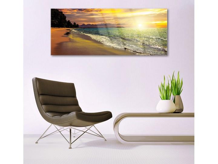 Obraz na Szkle Słońce Plaża Morze Krajobraz Pomieszczenie Sypialnia Kategoria Obrazy