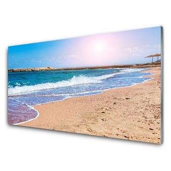 Obraz na Szkle Ocean Plaża Krajobraz