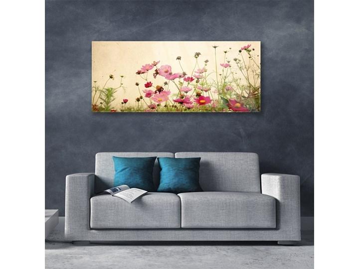 Obraz Szklany Kwiaty Roślina Natura Wykonanie Na szkle