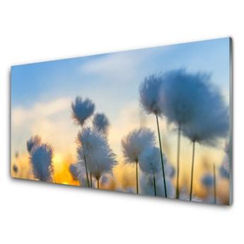 Obraz Szklany Kwiaty Roślina Natura