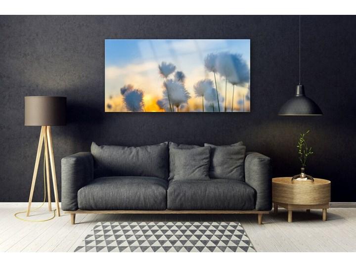 Obraz Szklany Kwiaty Roślina Natura Pomieszczenie Przedpokój