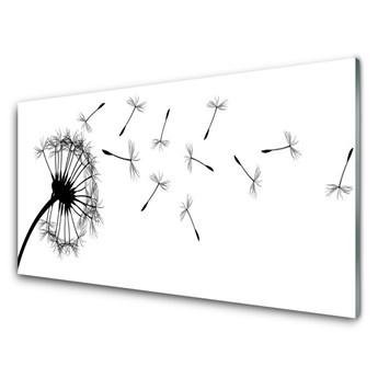 Obraz Szklany Mniszek Dmuchawiec Kwiat