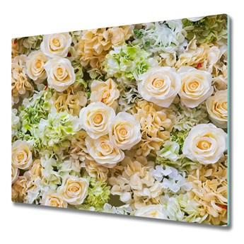 Deska kuchenna Róże