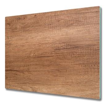 Deska kuchenna Drewniane tło
