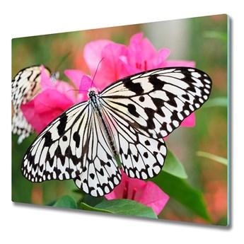 Deska kuchenna Motyl na kwiatku