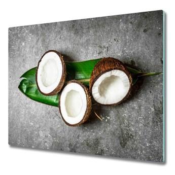 Deska kuchenna Połówki kokosu