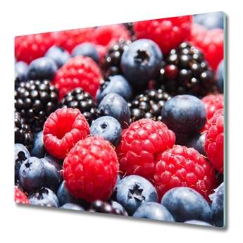 Deska kuchenna Owoce leśne