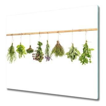 Deska kuchenna Zioła na sznurku