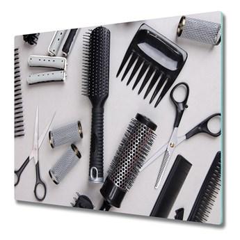 Deska kuchenna Przybory fryzjera