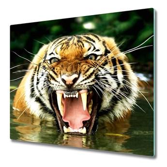 Deska kuchenna Ryczący tygrys