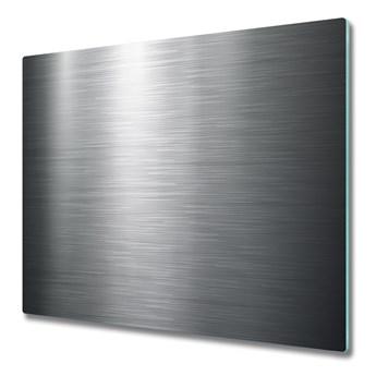 Deska kuchenna Metalowe tło