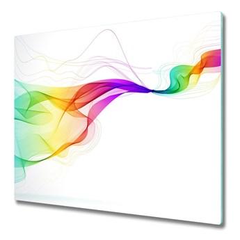 Deska kuchenna Kolorowa abstrakcja