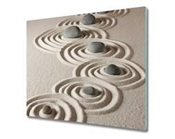 Deska kuchenna Kamienie zen piasek