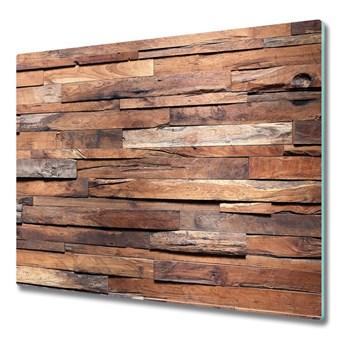 Deska do krojenia Drewniana ściana