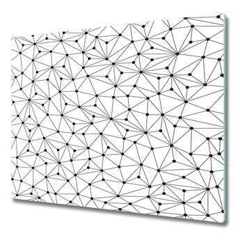 Deska do krojenia Linie i okręgi
