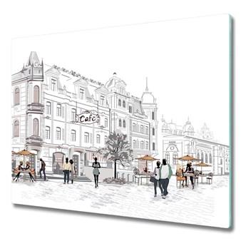 Deska do krojenia Stare miasto