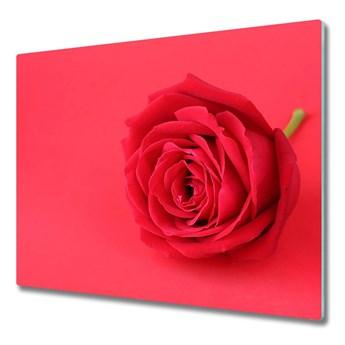 Deska do krojenia Czerwona róża