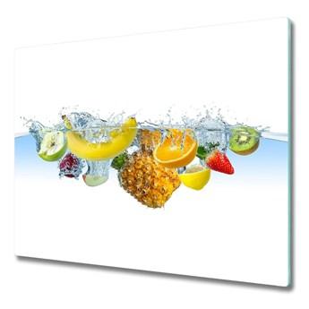 Deska do krojenia Owoce pod wodą