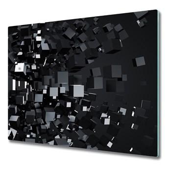 Deska do krojenia Abstrakcja 3D