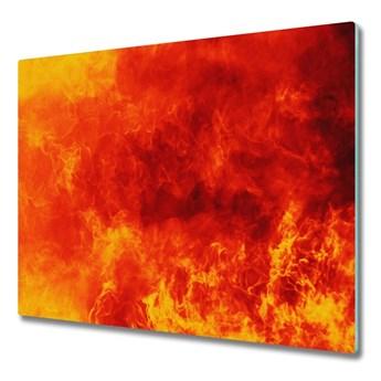 Deska do krojenia Płomienie