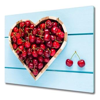 Deska do krojenia Serce z wiśni