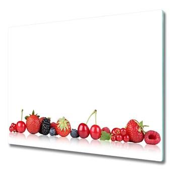 Deska do krojenia Owoce w rzędzie