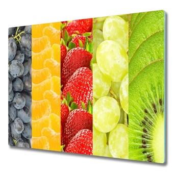 Deska do krojenia Kolorowe owoce