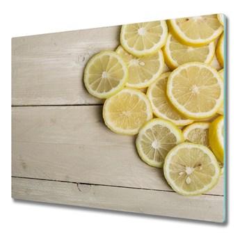 Deska do krojenia Cytryny drewno